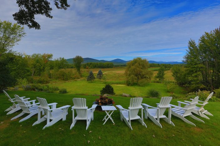Lawn Chairs, Maine