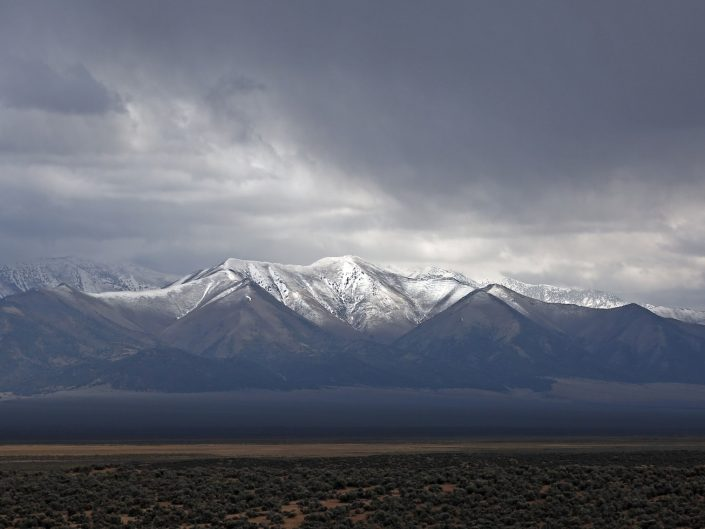 Basin and Range, Nevada