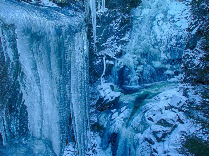Icy Realm, New Hampshire