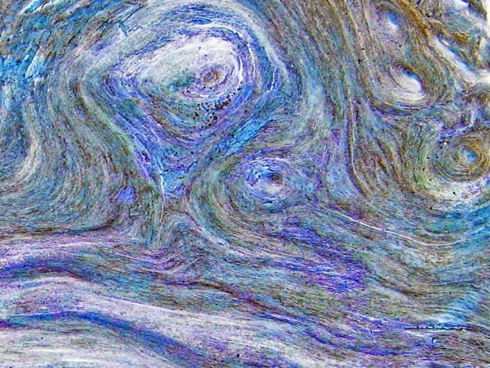 Driftwood (False Colors)