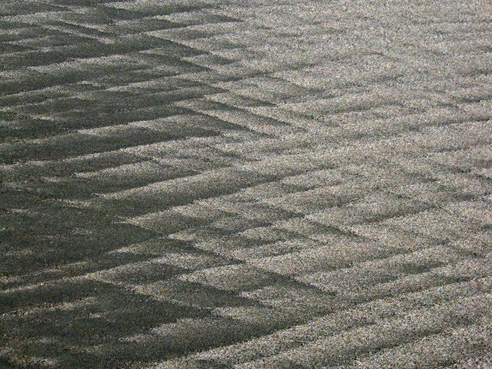 Pattern in Beach Sand