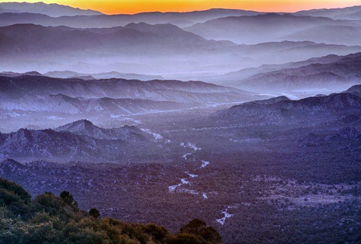 Coast Ranges, California