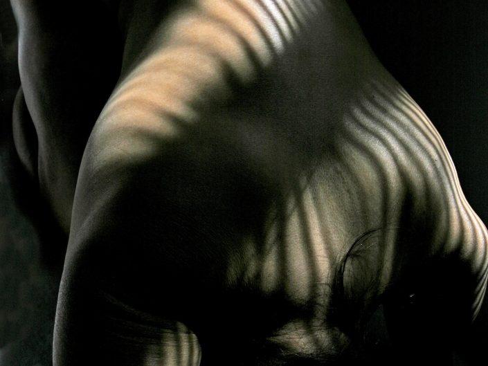 Shadows on Human Form