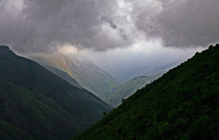 Gorge, NE India