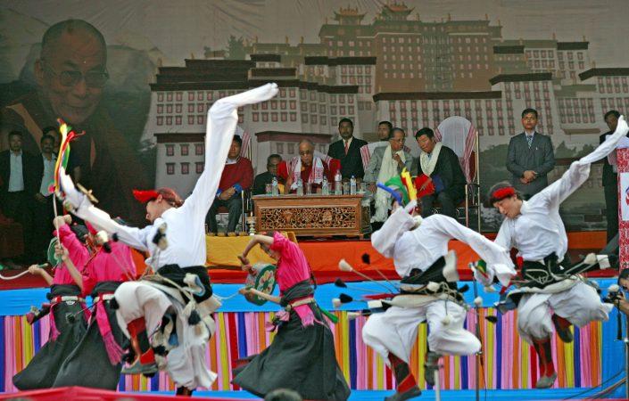 Tibetan Museum Opening, NE India