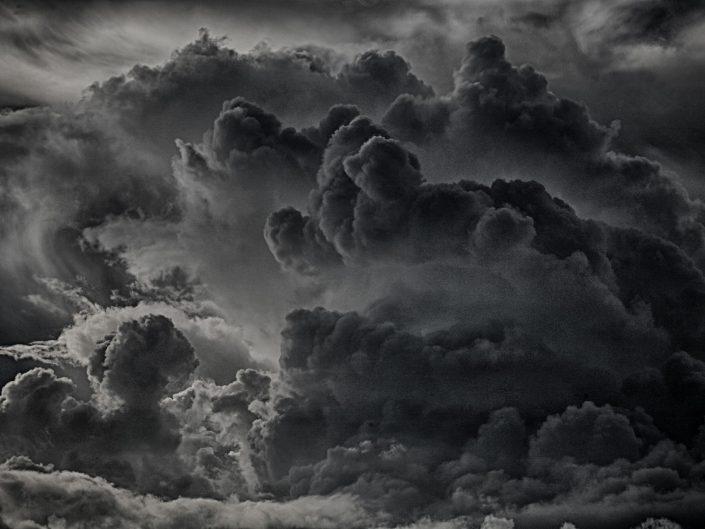 Storm Clouds Over Assam