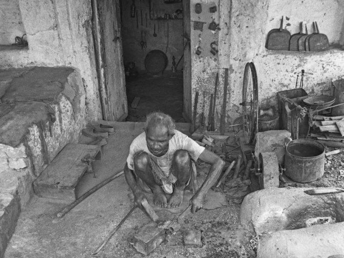 Metal Worker, Rajasthan, India