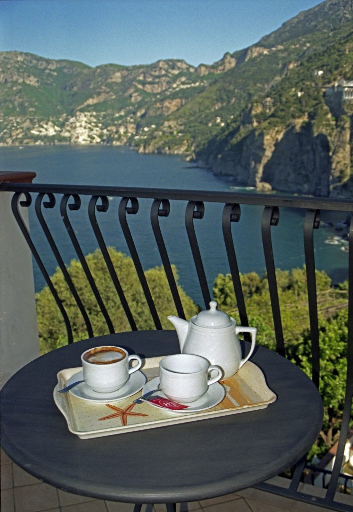 Morning Coffee, Italy