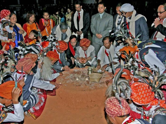 Blessing Shad Suk Mynsiem, NE India
