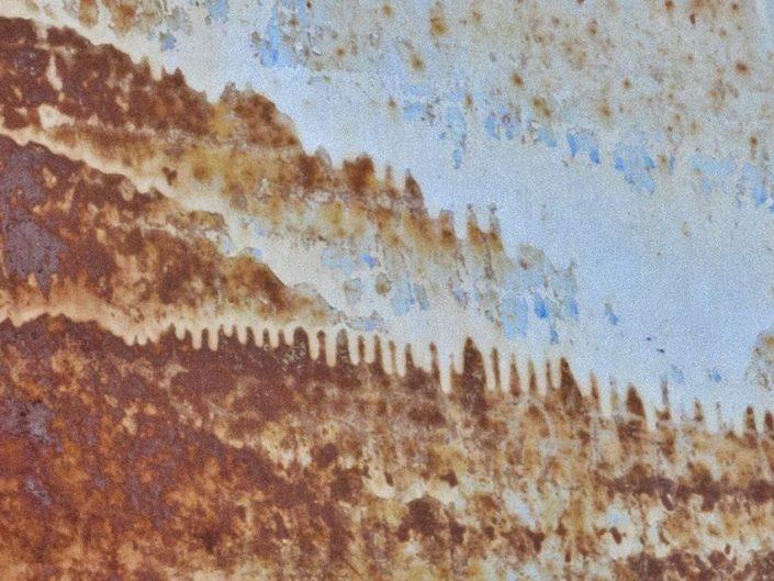 Landscape in Rust