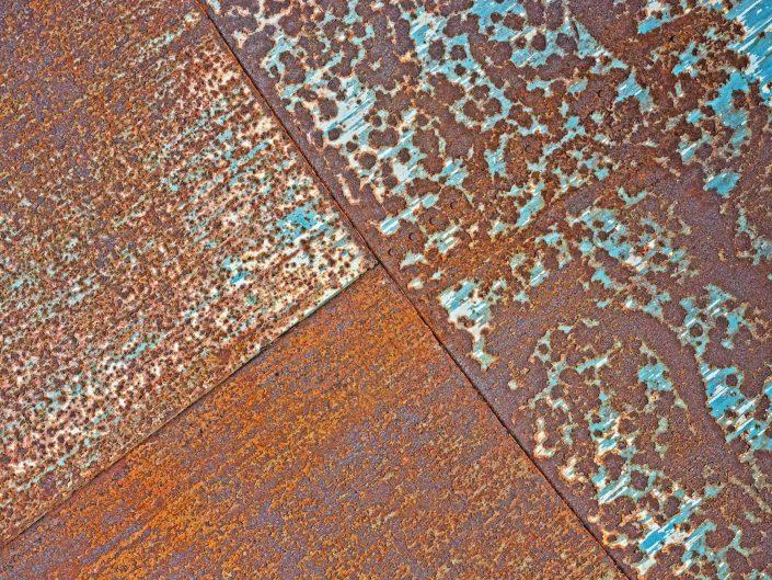 Metal Silo Detail