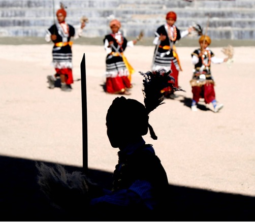 Khasi Dancers