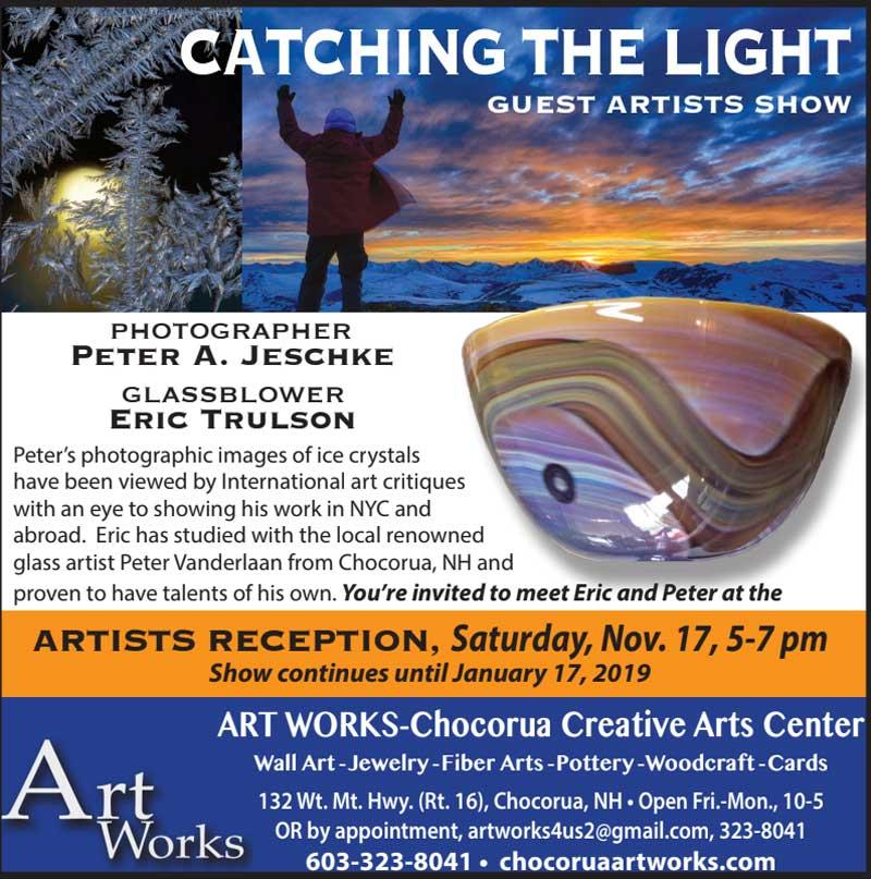 Catching The Light - Art Show